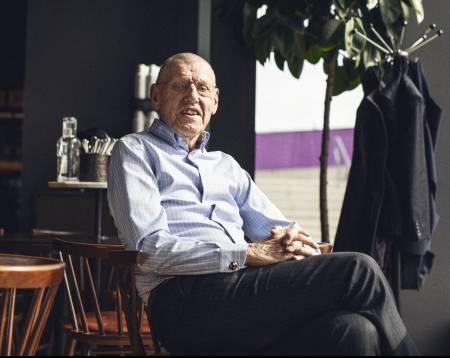 Stig Bengmark 90 år