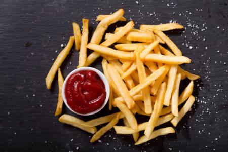 Processad mat och fetma/övervikt