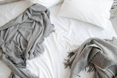 Tarmfloran och sömn